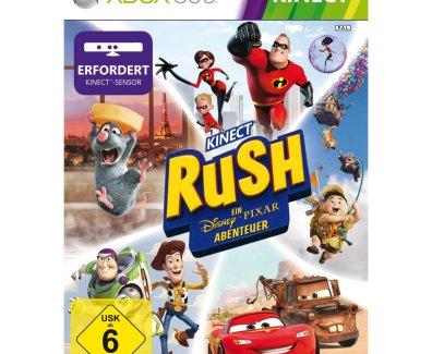 """Xbox """"Kinect Rush"""" ein TestberichtXbox """"Kinect Rush"""" ein Testbericht"""