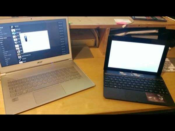 Mein erster Tag mit Windows 8 #pgw8
