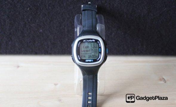 Runtastic GPS Uhr mit Herzfrequensmessung