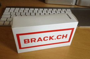 Neues von Brack.ch #wasistderbrack