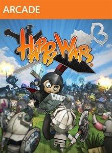Gratis Xbox Spiel «Happy Wars» für Xbox Live Goldmitglieder