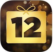 12 Tage Geschenke App 2013