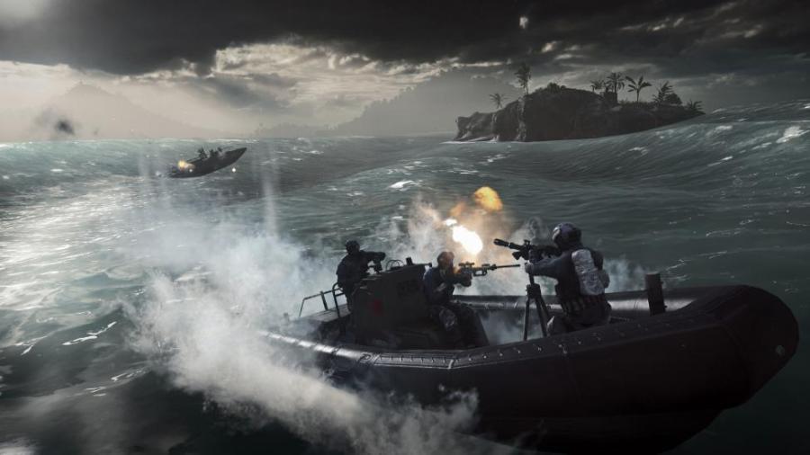 Xbox One «Battlefield 4» ein Testbericht
