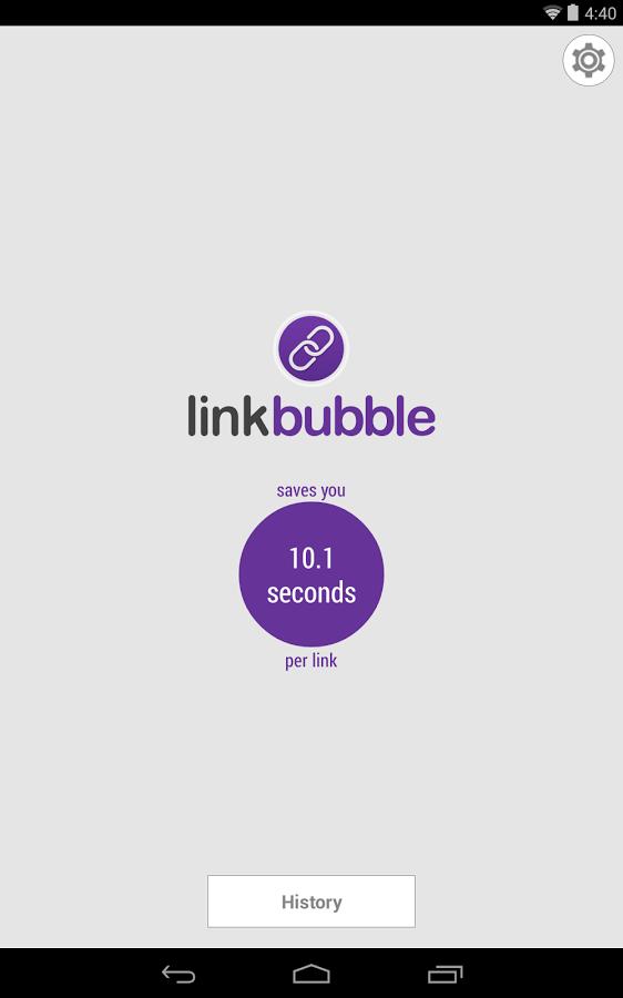 Android «Link Bubble» Links im Hintergrund laden und Lebenszeit gewinnen