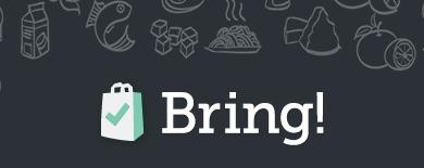 iOS «Bring» Update - gemeinsame Einkaufslisten für alle