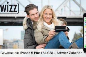 iPhone 6 Plus 64 GB gewinnen mit dem #GeekTalk Podcast