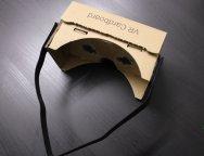 VR Cardboard – Virtuelle Realität durch die Pappe