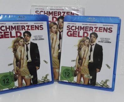 Wettbewerb DVD & Blu-Ray «Schmerzensgeld»