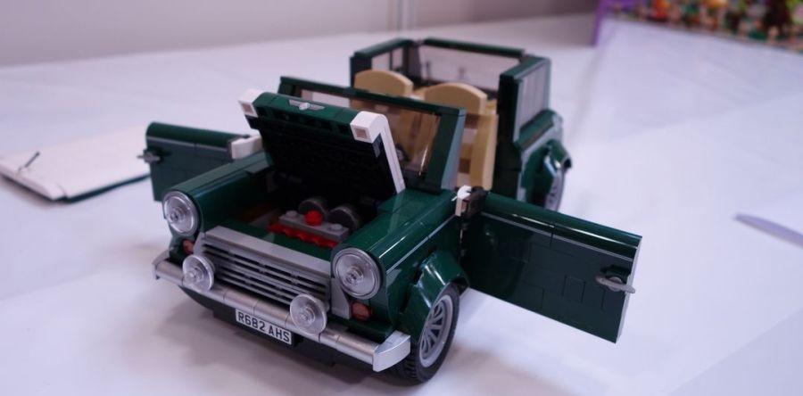 LEGO Ausstellung «SteinCHenwelt» viel LEGO und staunende Gesichter