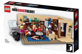 Komplettes LEGO Big Bang Theorie Set