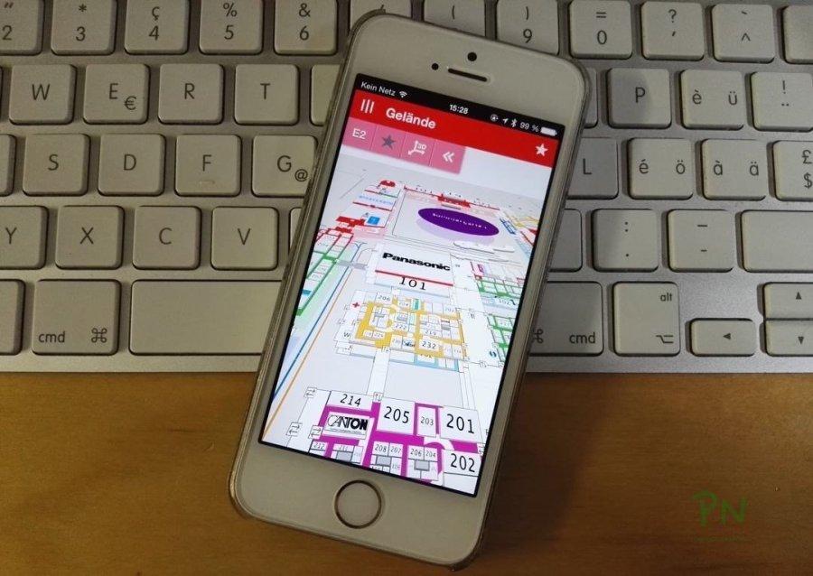 IFA App - IFA 15 ein Rückblick