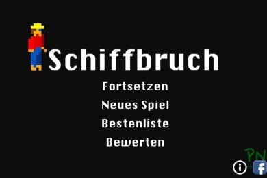 Schiffbruch iOS App