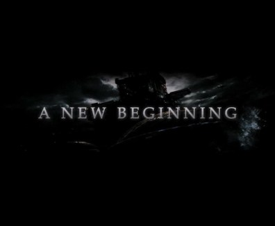 A New Beginning (iPad)