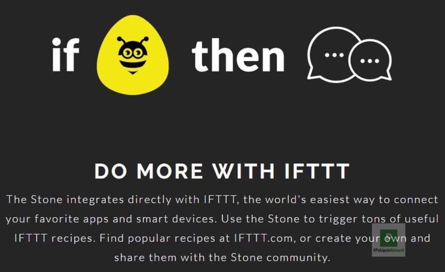 IFTTT Integration