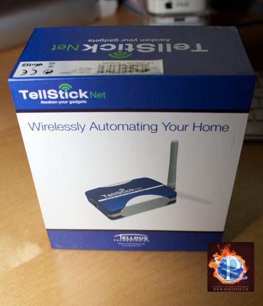 TellStick Testbericht