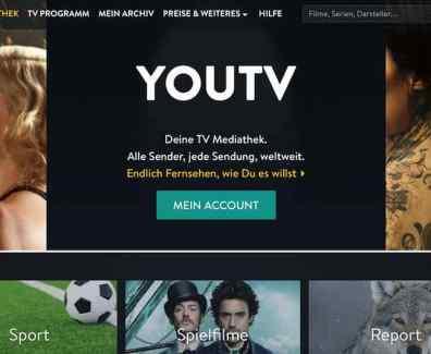 YouTV