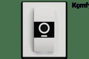 D-Link Komfy – intelligenter Lichtschalter mit einer Kamera und Sensoren