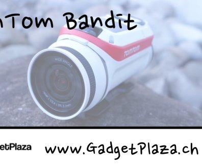 TomTom Bandit Actioncam im Unboxing – Deutsch
