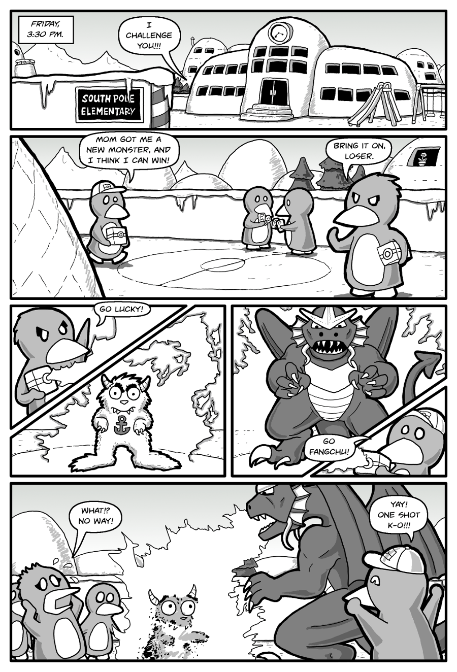 The Pet Monsters, Page 1
