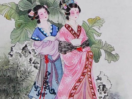 Pitying the Perfumed Companion, Queer History: Imperial China