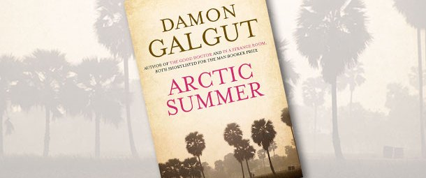 The cover art of Damon Galut