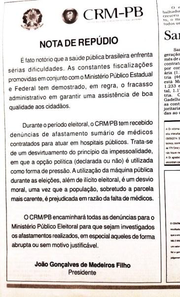 Nota CRM
