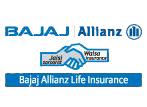 Bajaj Allianz life insurance logo