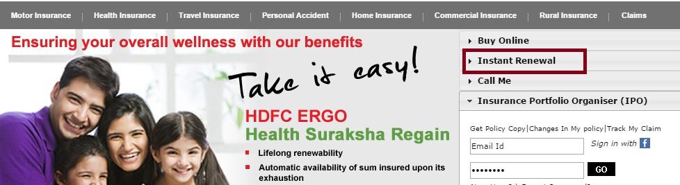 Hdfc Ergo Car Insurance Renewal Premium Calculator