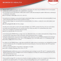 Women's Health [STAT*sheet]