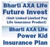 Bharti AXA Life Insurance has launched two new plans