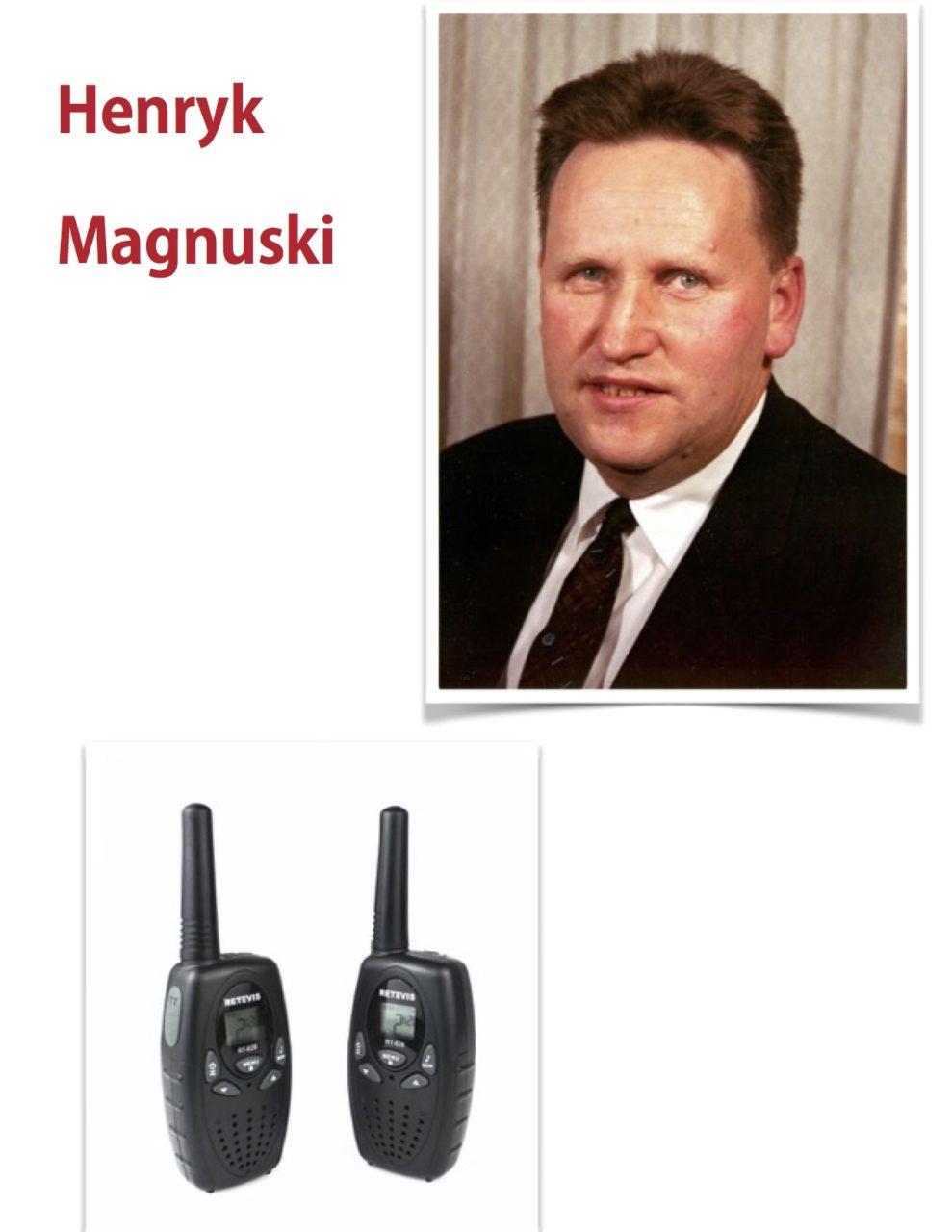 Henryk Magnuski