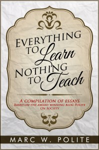 Everything To Learn book cover