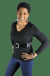 Author and fitness expert Tamara Jackson