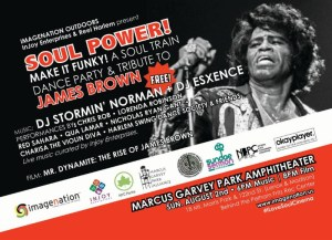 Soul Power Sunday August 2nd 2015!