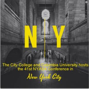 41st Annual NYASA Conference