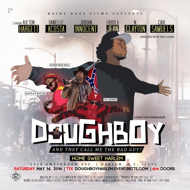 Doughboy Poster