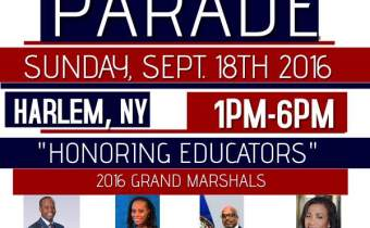 African American Day Parade 2016- Sunday, September 18th!