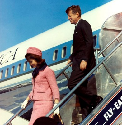 US President John F. Kennedy 50th assassination anniversary