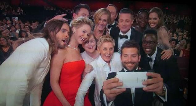 selfieoscar