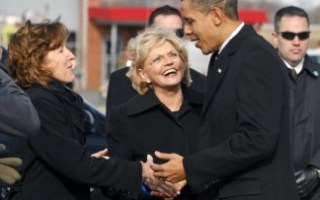 hagan obama perdue