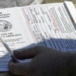 Fun Voter Registration Stats