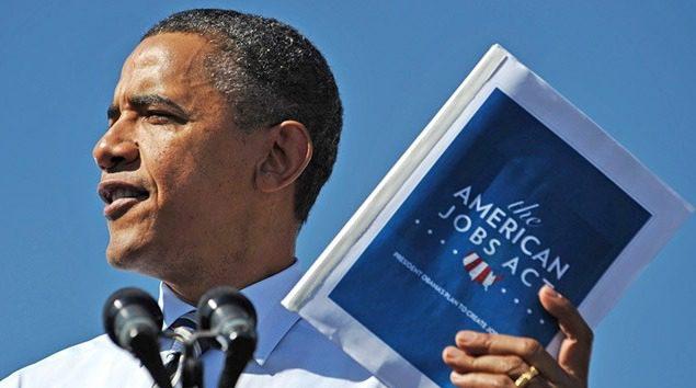 Obamas jobs bill