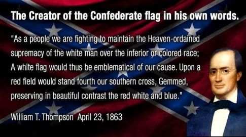 Confederate Flag Design