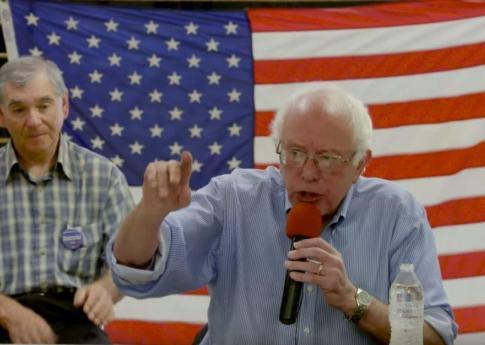 Bernie Sanders Latino Roundtable Iowa