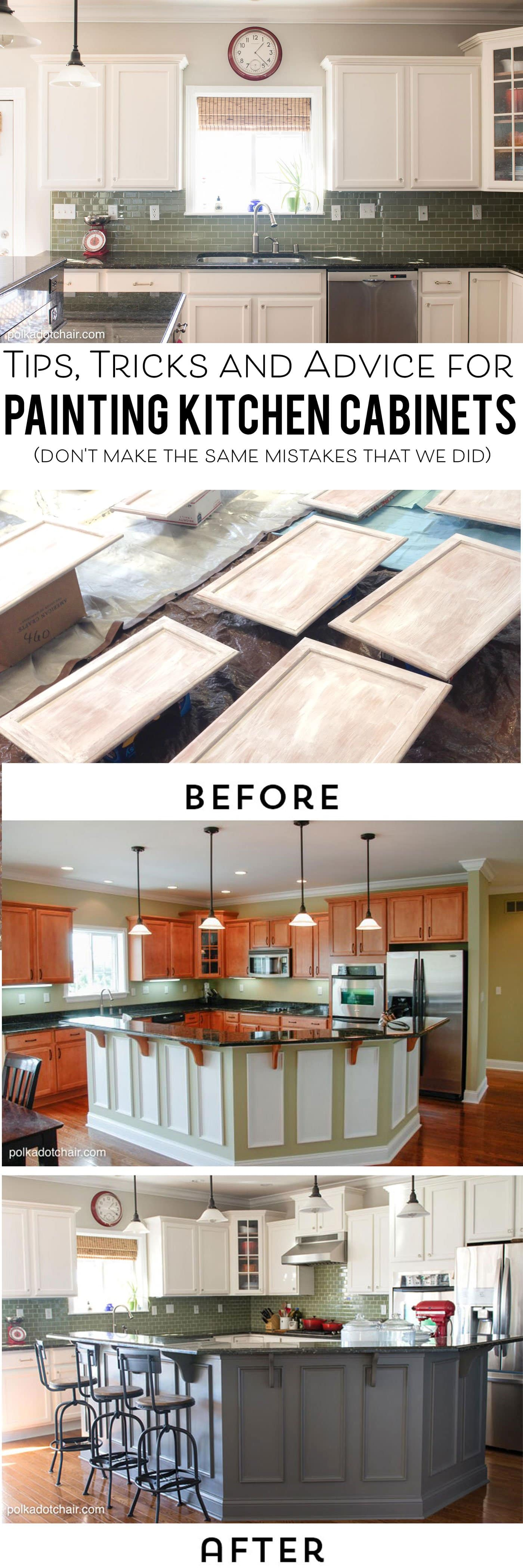 2 redo kitchen cabinets Tips and Tricks and what NOT to do when painting your kitchen cabinets