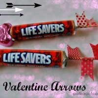 Valentine Candy Arrows