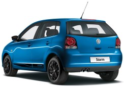 2016 Volkswagen Polo Vivo Storm (South Africa)