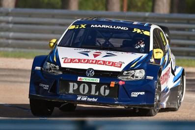 2016 Volkswagen Polo RX, World RX of Latvia: Marklund
