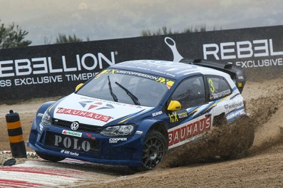 2016 Volkswagen Polo RX, World RX of Portugal: Kristoffersson