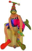 Kate Church sculptural puppetry